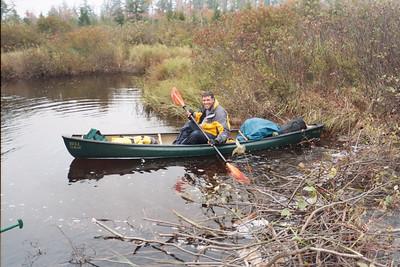 2004 - Adirondack Canoe Trip