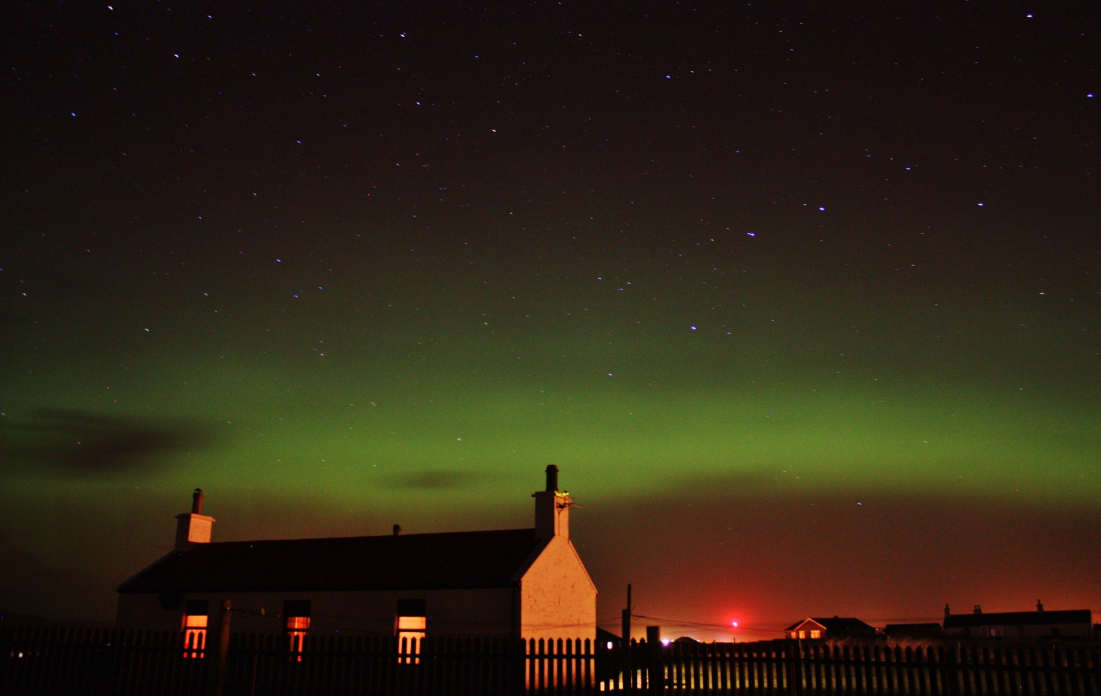 The 10 Best Places to See the Northern Lights - Scotland