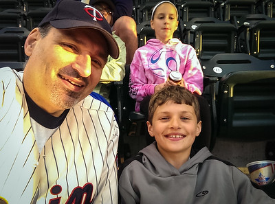 2014 May - Twins Game