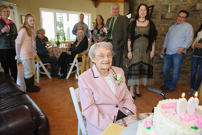 Arden 90th Birthday