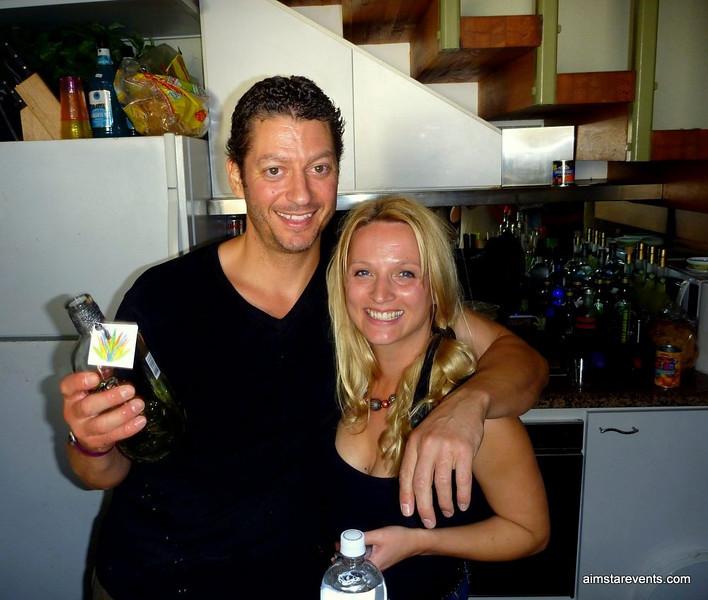 Backyard Bartenders ROCK!!