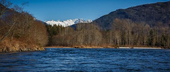 Bald Eagle Float (Skagit River, WA)