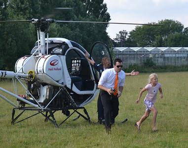 Helicoptervlucht 17-08-2013