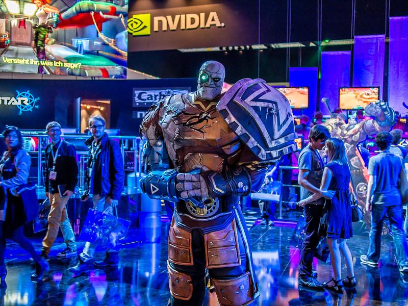Wildstar at Gamescom 2013