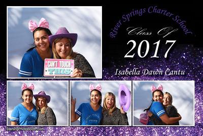 Congratulations Isabella