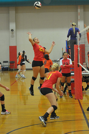 2013 ISU Club Volleyball - U of I