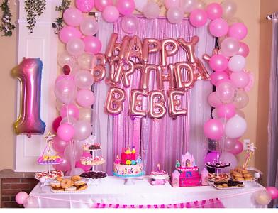 Bebe Aregbesola's 1st Birthday