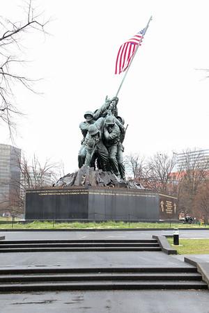 F34 - The Iwo Jima Memorial