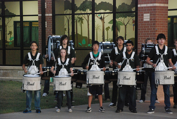 2011-10-25 Drumline Red Ribbon Week