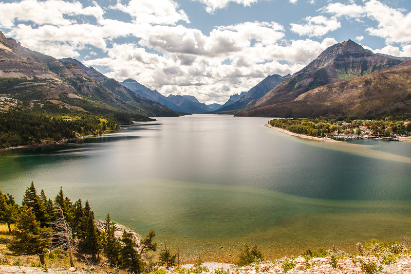 Waterton Lake, Canada