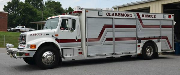 Claremont Rescue Squad