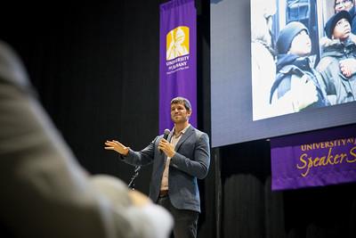 2016 Speakers Series: Brandon Stanton