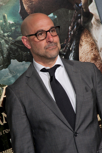 HOLLYWOOD, CA - FEBRUARY 26: Actor Stanley Tucci attends the premiere of New Line Cinema's 'Jack The Giant Slayer' at TCL Chinese Theatre on Tuesday, February 26, 2013 in Hollywood, California. (Photo by Tom Sorensen/Moovieboy Pictures)