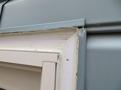 Honest Exteriors sliding door problems. DIY re-do.