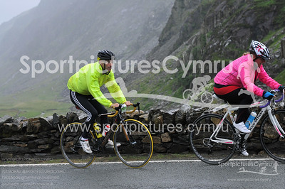 Pen y Pass Hill Climb - Bach Route