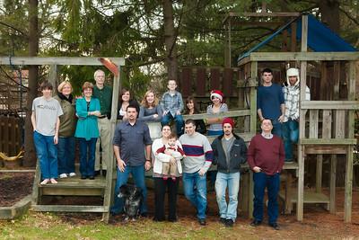 Schuster Family Christmas