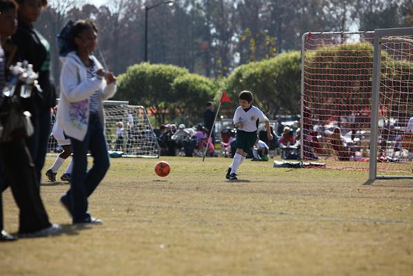 Dacula Soccer 11 21 09