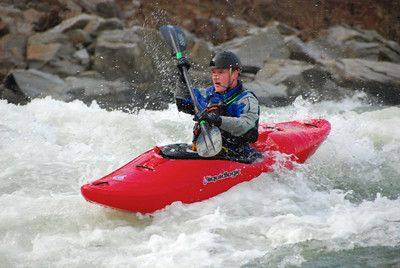 Little Falls Kayaking (12/19/11)