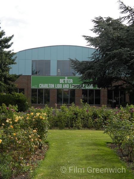 Charlton Lido and Lifestyle Club