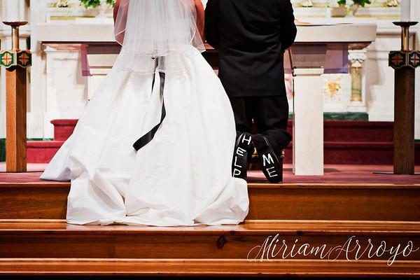 Love Story: {Ceremony}