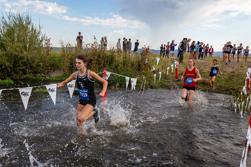 Jere Breese XC race