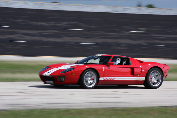 Ford GT Rally 2009