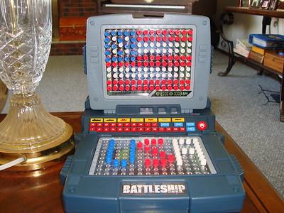2013-08-05 US Flag - Battle Ship