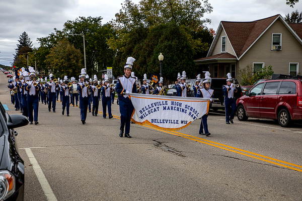 2019 Belleville Homecoming Parade