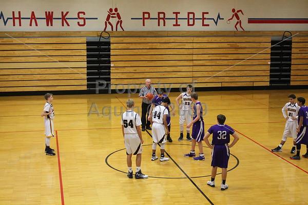 freshman boys bball at oregon tourney . 12.16-17.16