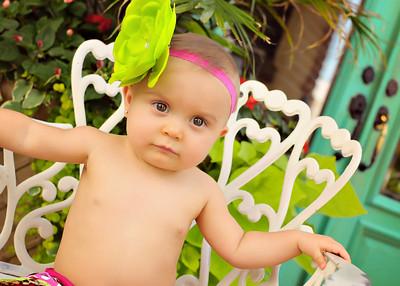 ADALIE ~ 9 Months