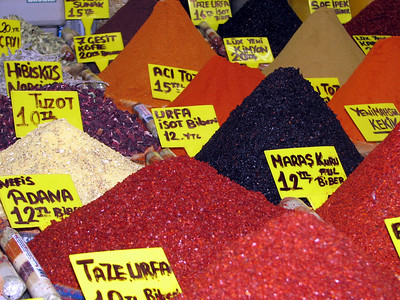 Istanbul's Grand Bazaar and Spice Market