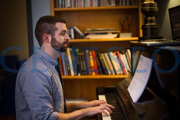 Michael Masci Piano