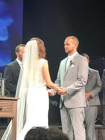 Natalie's wedding aug 2018