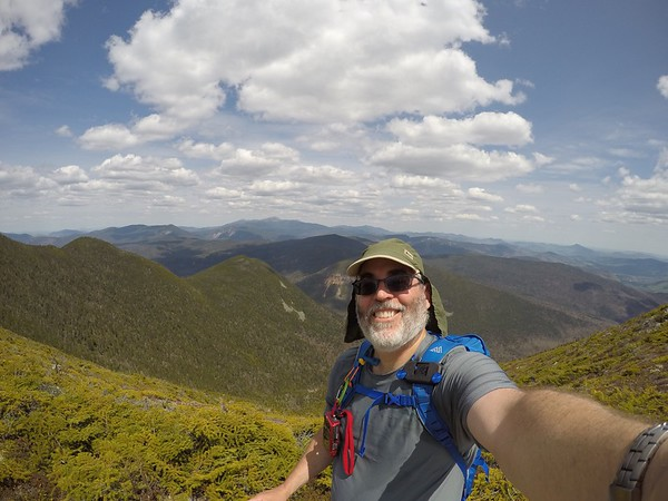 5/21/16 - Mount Carrigain (4,700)
