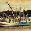 rusted fisherman ship
