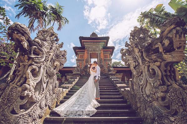 GG+KIRA PRE-WEDDING BALI