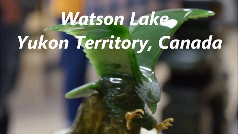 Watson Lake and the sign forest