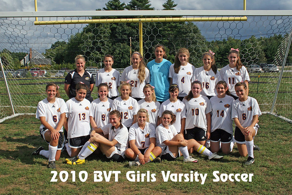 BVT Girls Varsity Soccer vs. Monty Tech