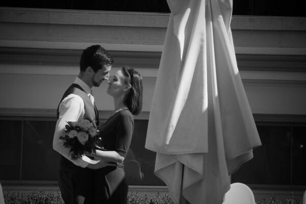 Mike and Karoline's Civil Wedding