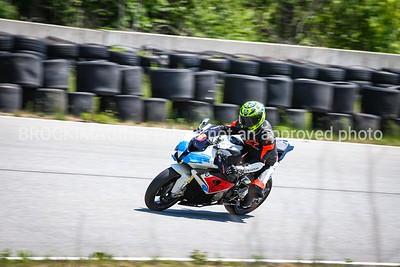 BMW White RB Rossi Helmet
