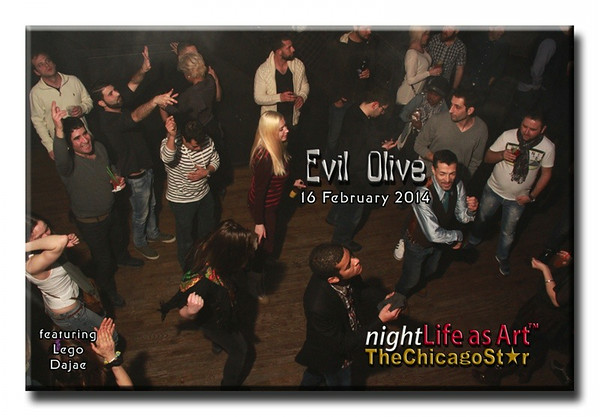 16 feb 2014 evil olive