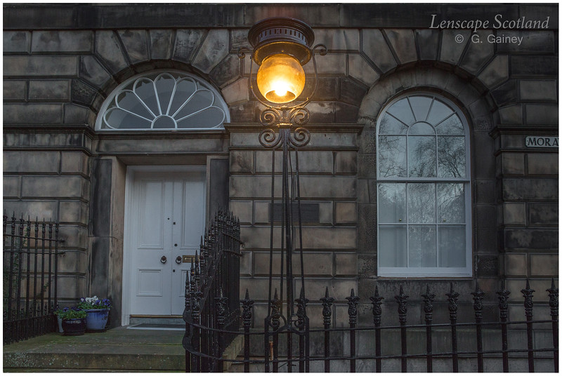 Moray Place lamps 4