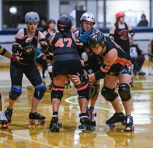 Dutchland Derby Rollers - Oct. 14, 2017