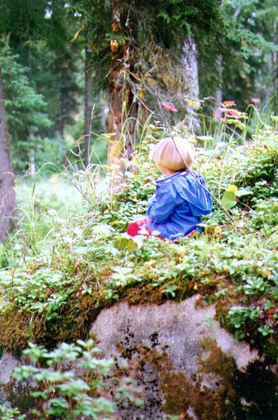 Alina, Our Pretty Flower, August 1996, .jpg