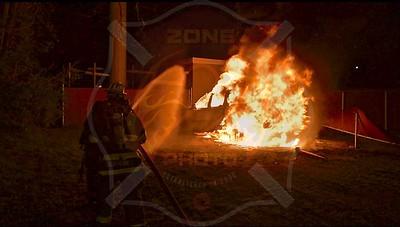 North Amityville Fire Co.  MVA w/ Signal 14  Rt.110  4/14/20