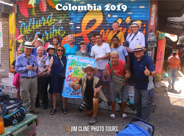 Colombia Photo Tours