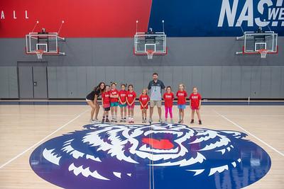 Women's Basketball camp June 21