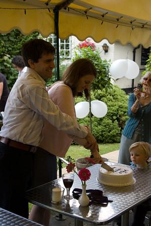 20080614 - Alex and Kristen' s BBQ
