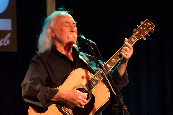David Crosby at SOhO Santa Barbara