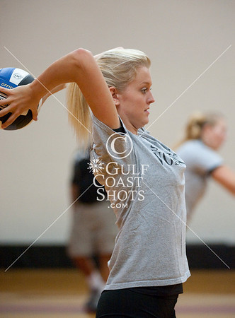 2009-09-15 Volleyball Girl V LCSA @ SJS
